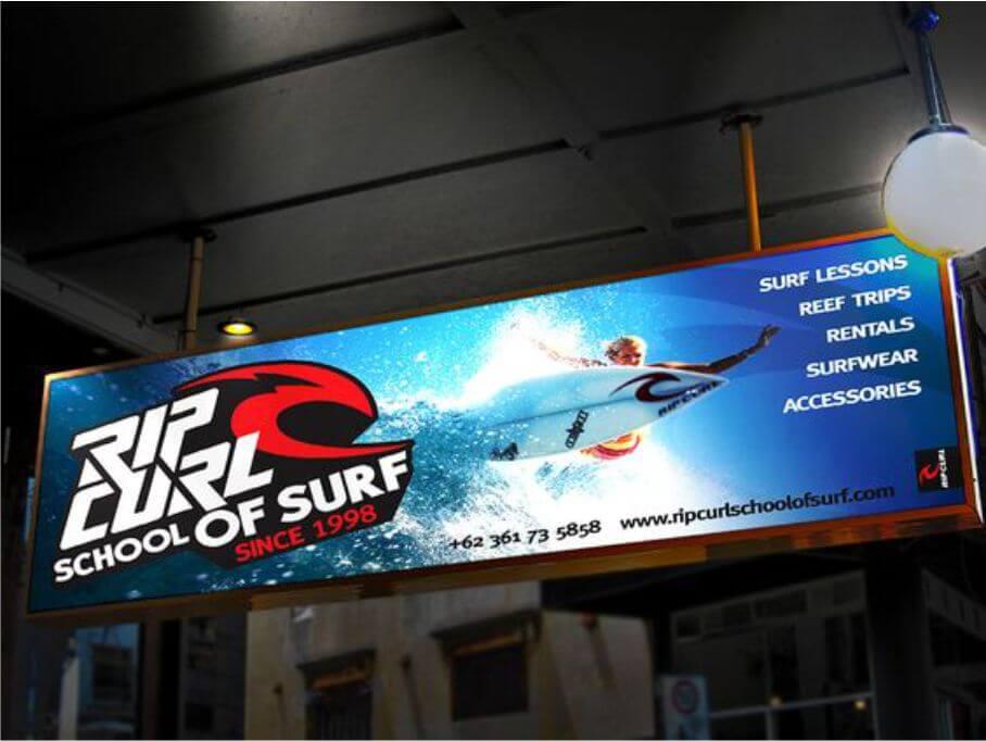 Hộp đèn quảng cáo Hiflex Đà nẵng 4