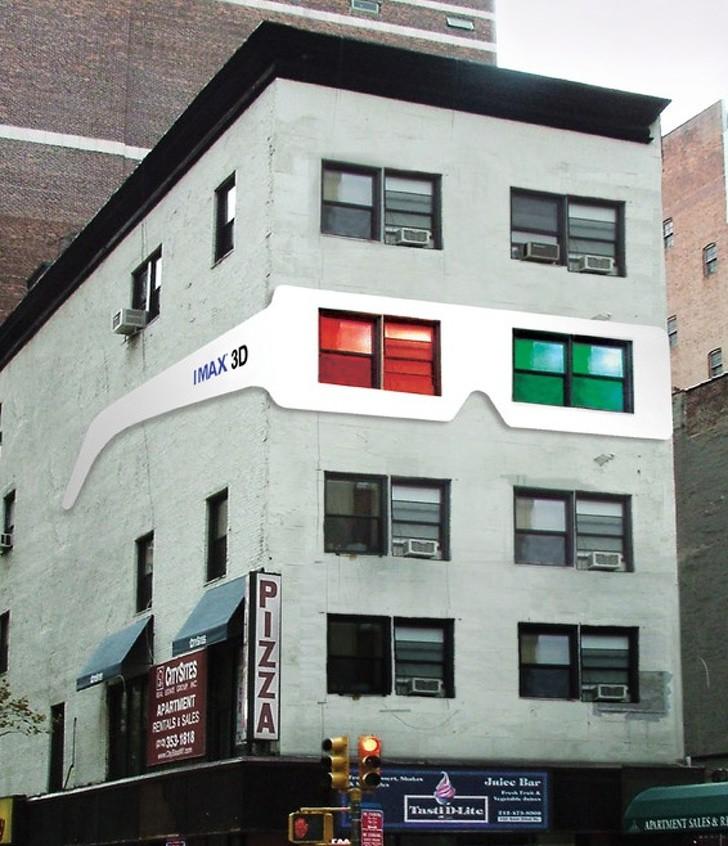 14 tác phẩm nghệ thuật trên những biển quảng cáo đẹp đường phố 7